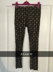 Women's clothes, sizes 8-10. Individual prices on photos.