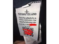 Stone Island Navy T Shirt