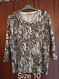 Womens Tops etc Size 10