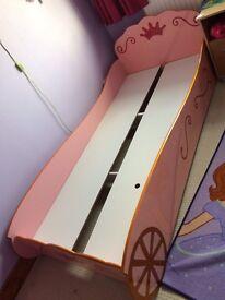 Princess single bed