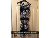 Women's dresses size 16and 18