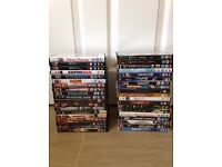 38 Assorted DVD's