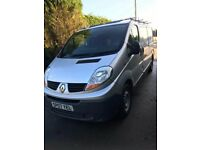 FOR SALE THIS RENAULT TRAFFIC LWB 2007