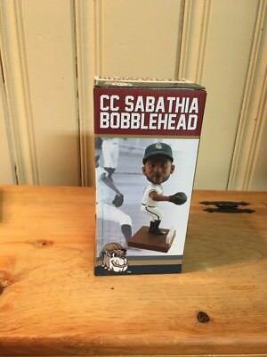 Mahoning Valley Scrappers Cleveland Indians C C Sabathia Bobblehead Sga