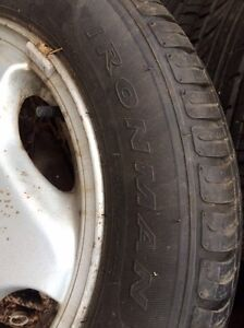 4 All season Tires