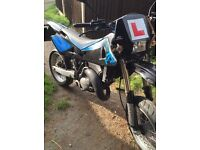 Husqvarna SMS 125 not ktm 125 Suzuki 125 duke 125 LEARNER LEGAL CBT NOT SCOOTER