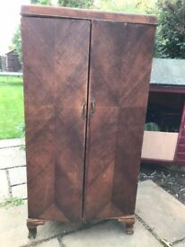 Wardrobe (Gents) antique
