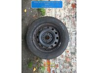 Spare wheel and tyre suite Ford Focus I or similar Portsmouth