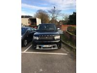 Rang Rovers Sports with Low millage and one owner +full service history