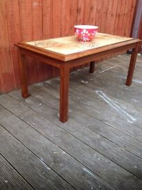 1960s coffee table by Englender, bargain, free delivery