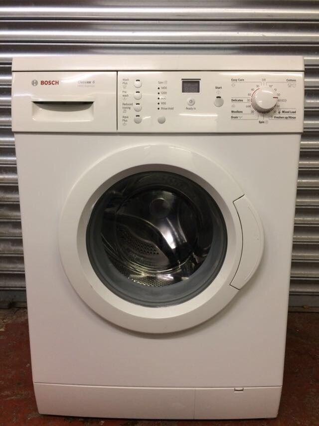 Bosch Washing Machine With Warranty!