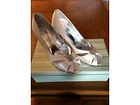 Wedding Shoes,Ivory, size 38