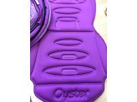 Oyster max 2 grape colour pack