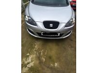 Seat Leon Facelift 09-12 Bumper + ALL Grills Band New Condition