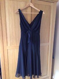 Beautiful silk Ted Baker dress, size 10