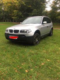 BMW X3 3006 2.0