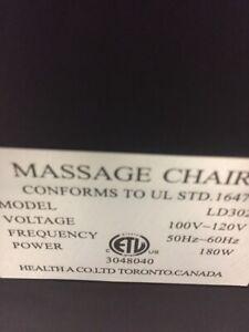 Massage chair ld302