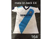 Chelsea football shirt boys