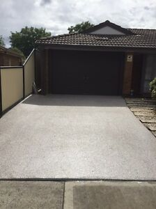 Epoxy Flakes drive ways Chadstone Monash Area Preview