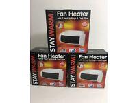 Fan Heater £10