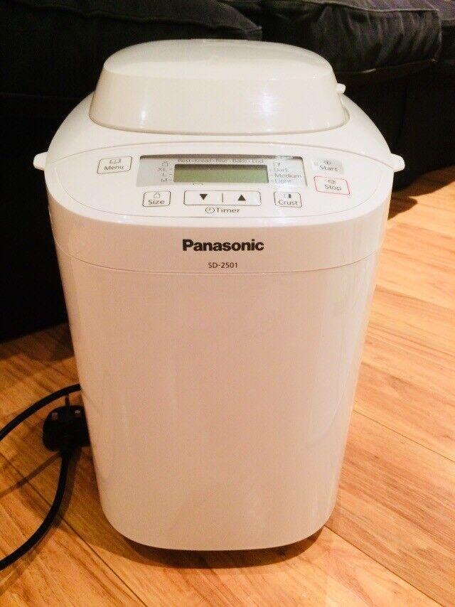 Panasonic Bread maker SD-2501