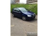 Vw golf gt tdi 3dr 140