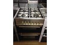 60cm gas cooker (fan oven)
