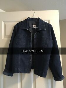 Jean Jacket in a mint condition