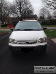 2002 Ford Windstar!!
