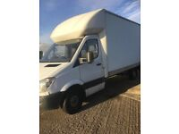MERCEDES SPRINTER 311 Cdi Lwb With TAIL LIFT (2007 plate)