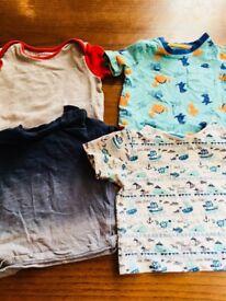 9 - 12 months boys t-shirts