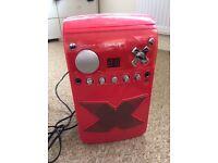 clarity x karaoke twin port singing machine just needs a microphone £10 ip2