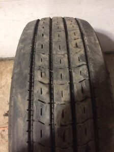 Goodyear 14 ply trailer tire