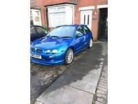Mg zr 1.4 3dr low milage