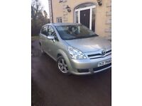 Toyota Corolla Verso D4D for sale