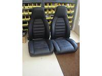 Porsche tombstone seats 944 T25 corrado mk1 golf mk2 golf