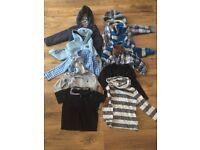 NEXT Boys clothes bundle 2-3y old