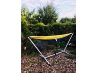 Hammock Stand + waterproof hammock
