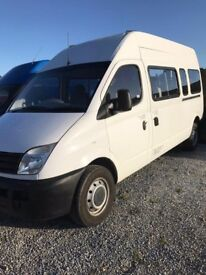 FOR SALE THIS LDV MAXUS MINI BUS 2008