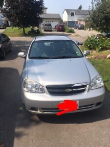 2005 Chevrolet Optra LS For Sale - Runs Great