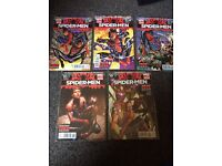 SPIDER-MEN MARVEL COMICS