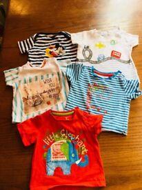 3 - 6 months boys summer clothes