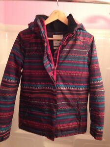 ROXY Girls size 14 ( used 3 times) Coat