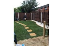 Regenesis Landscape Gardeners offer a friendly, professional landscape gardening service in London