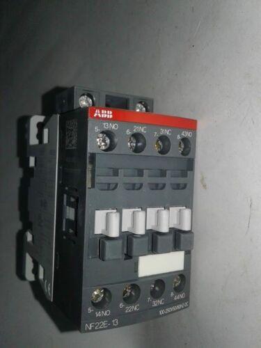 New ASEA Brown Boveri NF22E-13 1SBH137001R1322 Relay Contactor *BNIB