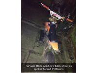 110 pitbike pit bike