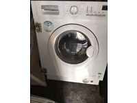 Electrolux integrated washer dryer