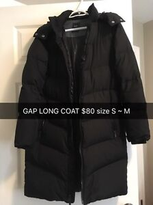 GAP long coat