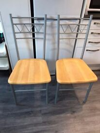 Pair of Twin Chairs