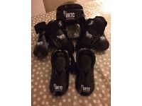 Taekwon-do Combat kit, suit and bag
